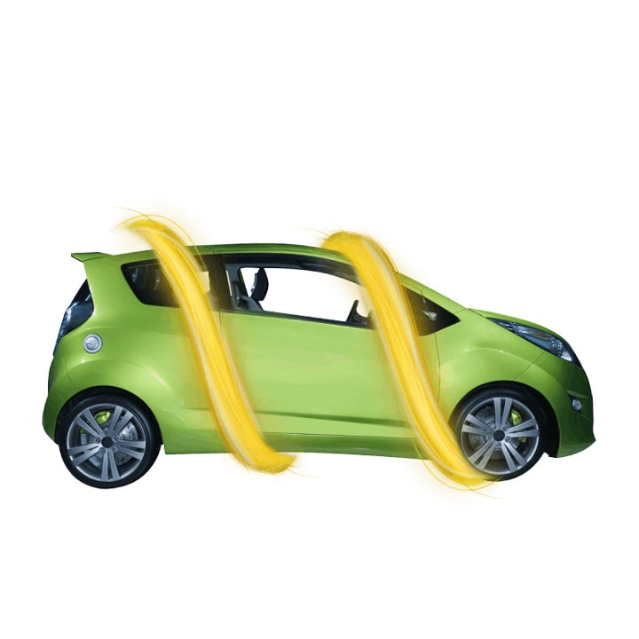 WOOW - Auto con WOOSH